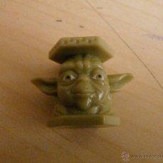 Figuras y Muñecos Star Wars: ABATONS STAR WARS - YODA 13L. Lote 54256292