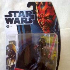 Figuras y Muñecos Star Wars: FIGURA DARTH VADER MOVIE HEROES HASBRO STAR WARS NUEVO. Lote 54295394