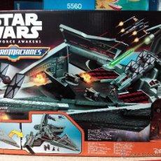 Figuras y Muñecos Star Wars: STAR WARS MICROMACHINES. STAR DESTROYER. Lote 54651499
