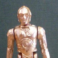 Figuras y Muñecos Star Wars: FIGURA VINTAGE STAR WARS C3PO LA GUERRA DE LAS GALAXIAS GMFGI 1977 HONG KONG. Lote 54924154
