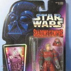 Figuras y Muñecos Star Wars: STAR WARS FIGURA DE LUKE SKYWALKER DE LA SERIE SHADOWS OF EMPIRE AÑO 1996. Lote 57191574
