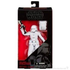 STAR WARS Hasbro Figura Black Series 6'' First Order Snowtrooper 15 cm