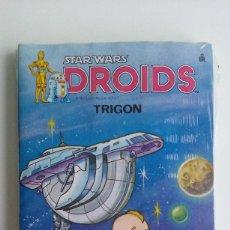 Figuras y Muñecos Star Wars: POP-UP/DINAMICOS/DROIDS/STAR WARS- COLECCION COMPLETA 4 NUMEROS. NUEVA¡¡¡¡. Lote 56171293