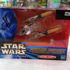 Figuras y Muñecos Star Wars: STAR WARS EPISODIO I.PODRACER DE ANAKIN (15 CM).AÑO 1999.NUEVO EN CAJA.. Lote 106793658