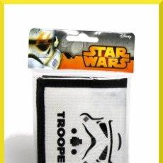 Figuras y Muñecos Star Wars: CARTERA STAR WARS TROOPER DISNEY / NUEVO. Lote 56373572
