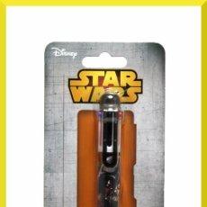 Figuras y Muñecos Star Wars: BOLIGRAFO RETRACTIL MULTICOLOR 6 COLORES STAR WARS DISNEY / NUEVO. Lote 56391665