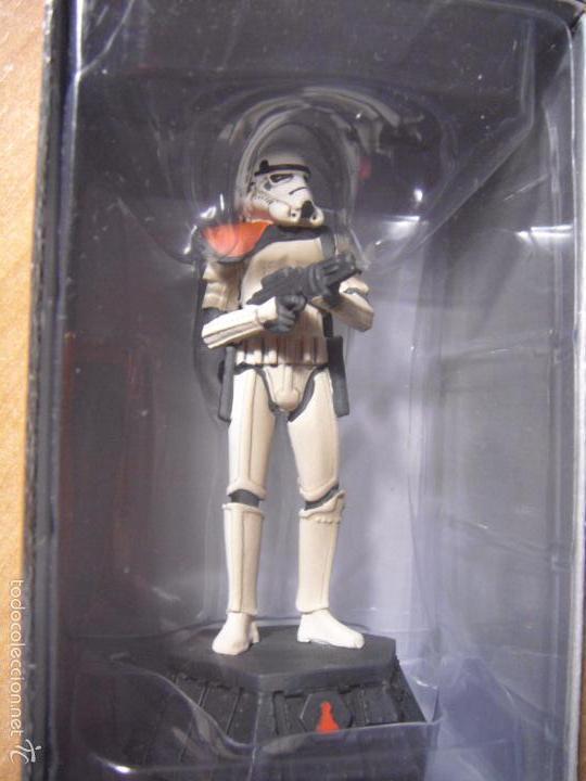 STAR WARS - SANDTROOPER - LUSCASFILM LTD&TM 2010 (Juguetes - Figuras de Acción - Star Wars)