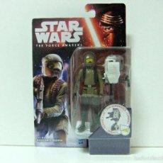Figuras y Muñecos Star Wars: FIGURA RESISTANCE TROOPER - STAR WARS THE FORCE AWAKENS EL DESPERTAR DE LA FUERZA DISNEY HASBRO. Lote 56596070