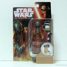 Figuras y Muñecos Star Wars: FIGURA SARCO PLANK - STAR WARS THE FORCE AWAKENS EL DESPERTAR DE LA FUERZA DISNEY HASBRO. Lote 56615975