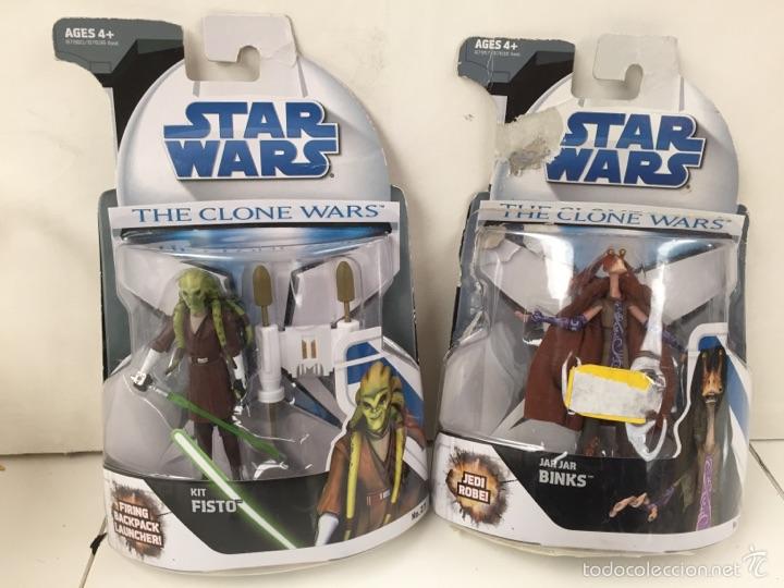 FIGURAS DE STAR WARS (Juguetes - Figuras de Acción - Star Wars)