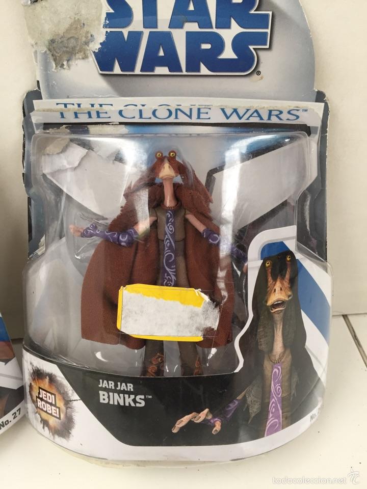 Figuras y Muñecos Star Wars: Figuras de Star Wars - Foto 3 - 56662272