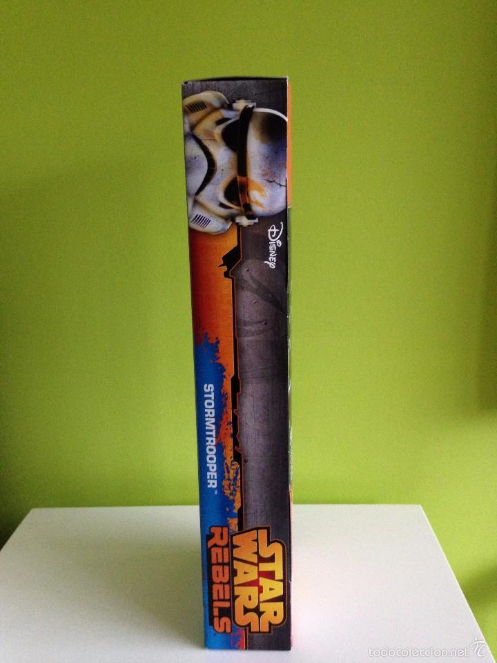 Figuras y Muñecos Star Wars: FIGURA 30 CM. TROPA DE ASALTO CLASICA STAR-WARS EN EMBALAJE ORIGINAL. - Foto 2 - 56799864