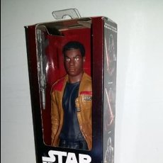 Figuras y Muñecos Star Wars: STAR WARS THE FORCE AWAKENS, FINN (JAKKU) DISNEY, HASBRO 30 CMS. 12''.. Lote 57025951