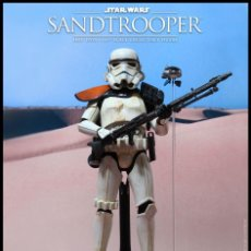 Figuras y Muñecos Star Wars: SANDTROOPER (STAR WARS).. Lote 57228789