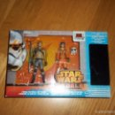 Figuras y Muñecos Star Wars: STAR WARS REBELS PACK DE TRES FIGURAS. Lote 57252250