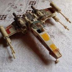 Figuras y Muñecos Star Wars: STAR WARS NAVE X- WING STARFGHTER TRANSFORMABLE EN LUKE SKYWALKER VER FOTOS. Lote 57270264