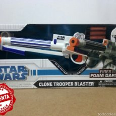 Figuras y Muñecos Star Wars: HASBRO STAR WARS CLONE TROOPER BLASTER.. Lote 57588140