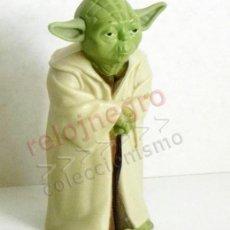 Figuras y Muñecos Star Wars: FIGURA MAESTRO YODA - PERSONAJE LA GUERRA DE LAS GALAXIAS - JUGUETE MCDONALDS STAR WARS MUÑECO CINE. Lote 57685245