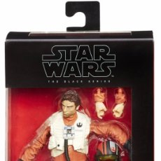Figuras y Muñecos Star Wars: STAR WARS THE BLACK SERIES - POE DAMERON - B3841 - HASBRO. Lote 57748350