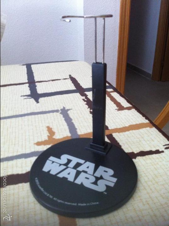 Figuras y Muñecos Star Wars: STAR WARS. Oficial de de tropa Crucero Rebelde. Figura 1/6 customizada. Articulada. - Foto 8 - 49854193