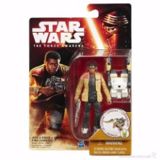 Figuras y Muñecos Star Wars: STAR WARS THE FORCE AWAKENS - FINN (JAKKU) - HASBRO. Lote 57762964