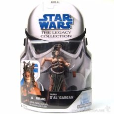 Figuras e Bonecos Star Wars: STAR WARS THE LEGACY COLLECTION - YARNA D´AL´GARGAN - HASBRO. Lote 60321293