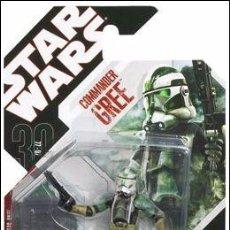 Figuras y Muñecos Star Wars: STAR WARS - COMMANDER GREE - HASBRO. Lote 57764304