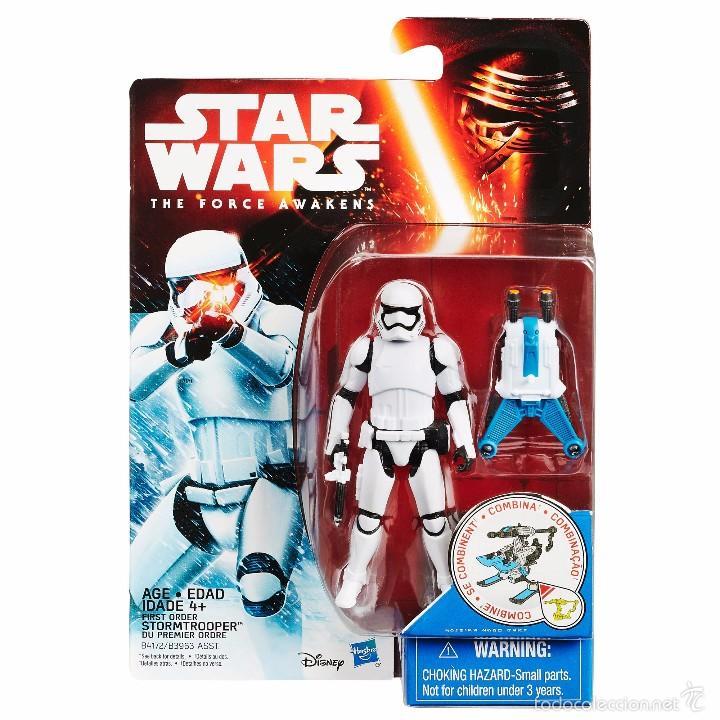 STAR WARS THE FORCE AWAKENS - STORMTROOPER - HASBRO (Juguetes - Figuras de Acción - Star Wars)