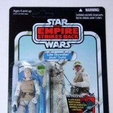 Figuras y Muñecos Star Wars: STAR WARS THE EMPIRE STRIKES BACK - LUKE SKYWALKER (HOTH OUTFIT) - HASBRO. Lote 57790311