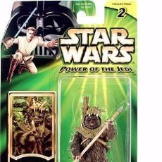 Figuras y Muñecos Star Wars: STAR WARS POWER OF THE JEDI - TEEBO - HASBRO. Lote 57829577