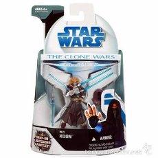 Figuras y Muñecos Star Wars: STAR WARS THE CLONE WARS - PLO KOON - HASBRO. Lote 57830071