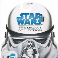 Figuras y Muñecos Star Wars: STAR WARS THE LEGACY COLLECTION - CLONE SCUBA TROOPER - HASBRO. Lote 57830317