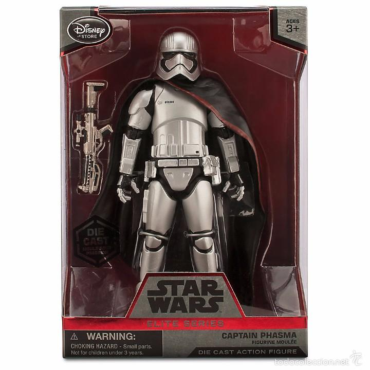 STAR WARS ELITE SERIES - CAPTAIN PHASMA - DISNEY (Juguetes - Figuras de Acción - Star Wars)