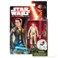 Figuras y Muñecos Star Wars: STAR WARS THE FORCE AWAKENS - REY (RESISTANCE OUTFIT) - HASBRO. Lote 57848075