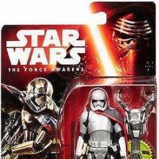 Figuras y Muñecos Star Wars: STAR WARS THE FORCE AWAKENS - CAPTAIN PHASMA - HASBRO. Lote 57848173