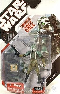 STAR WARS - COMMANDER GREE - HASBRO