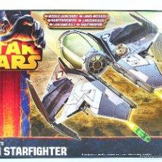 Figuras y Muñecos Star Wars: STAR WARS - OBI-WAN´S JEDI STARFIGHTER - HASBRO. Lote 57868048