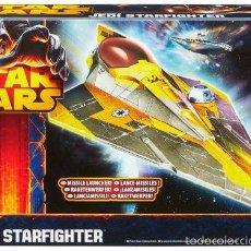 Figuras y Muñecos Star Wars: STAR WARS - ANAKIN´S JEDI STARFIGHTER - HASBRO. Lote 57868242