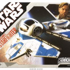 Figuras y Muñecos Star Wars - STAR WARS - OBI-WAN KENOBI´S STARFIGHTER - HASBRO - 57885770