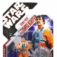 Figuren von Star Wars - STAR WARS - REBEL PILOT BIGGS DARKLIGHTER - HASBRO - 57905061