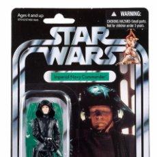 Figuras y Muñecos Star Wars: STAR WARS - IMPERIAL NAVY COMMANDER - HASBRO. Lote 57905248