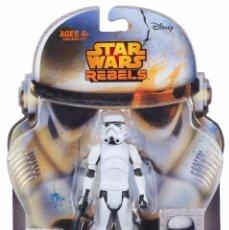 Figuras y Muñecos Star Wars: STAR WARS REBELS - STORMTROOPER - HASBRO. Lote 57906333