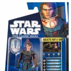 Figuras y Muñecos Star Wars: STAR WARS THE CLONE WARS - ANAKIN SKYWALKER - HASBRO. Lote 57906556