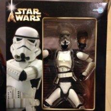 Figuras y Muñecos Star Wars: ÚLTIMAS UNIDADES STAR WARS FIGURAS DE KOTOBUKIYA DE PVC Y TELA COLECCION JAPONESAS MUY RARAS. Lote 58000782