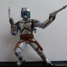Figuras y Muñecos Star Wars: FIGURA STAR WARS JANGO FETT. Lote 58005711