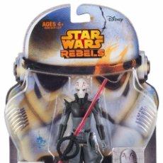 Figuras y Muñecos Star Wars: STAR WARS REBELS - THE INQUISITOR - HASBRO. Lote 58128419