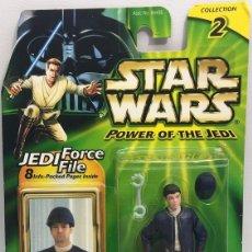 Figuras y Muñecos Star Wars: STAR WARS POWER OF THE JEDI - BESPIN GUARD - HASBRO. Lote 58145729