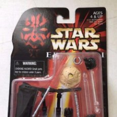 Figuras y Muñecos Star Wars: STAR WARS EPISODE I - SITH ACCESSORY SET - HASBRO. Lote 58146375