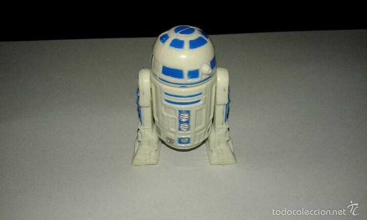 STAR WARS FIGURA DE ACCION R2D2 ROBOT GUERRA DE LAS GALAXIAS (Juguetes - Figuras de Acción - Star Wars)