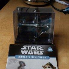 Figuras y Muñecos Star Wars: FASCICULO Nº22 STAR WARS NAVES Y VEHÍCULOS | PLANETA DE AGOSTINI | B-WING. Lote 58483184